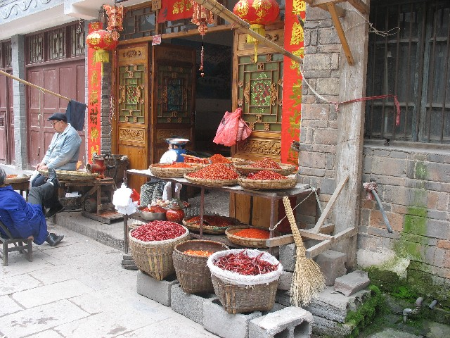Monday 30 March Fenghuang