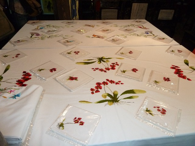 Elegant Embroidery Table Cloth,Modern European Rustic Table Cover,Luxury  Brand Embroidered Tablecloth,Round/Square/Rectangle-in Tablecloths from  Home ...